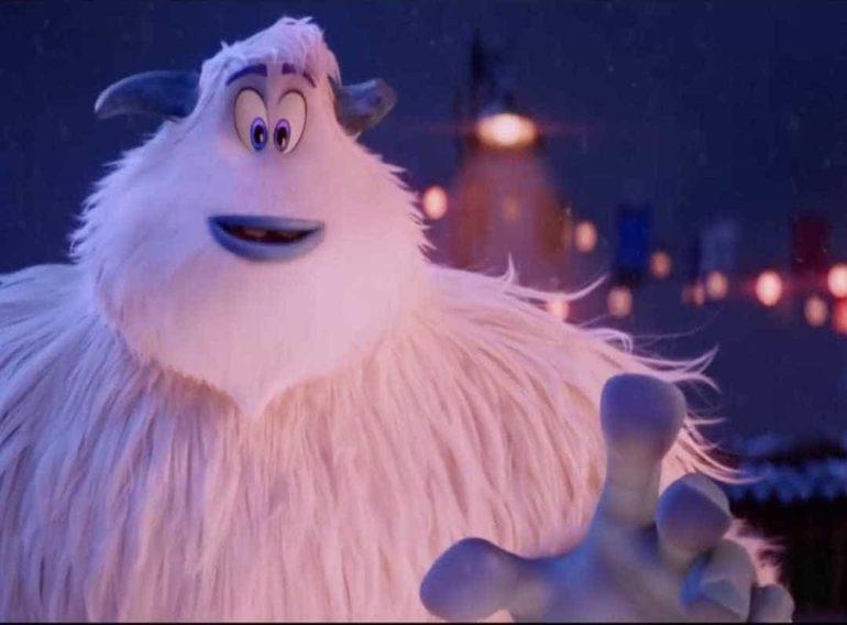 Imagen de la película de animación Smallfoot (2018)