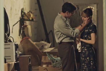 """Daniel Grao y Natalia de Molina en """"Animales sin collar"""""""