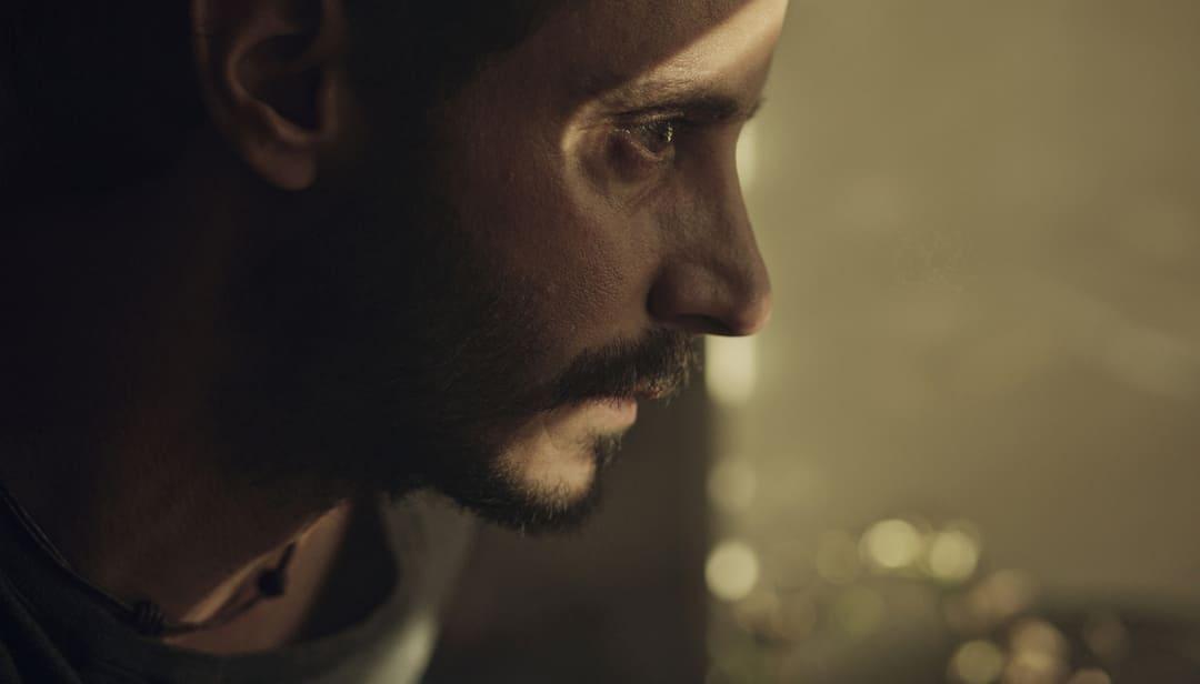 Ignacio Mateos en una de las escenas de la película