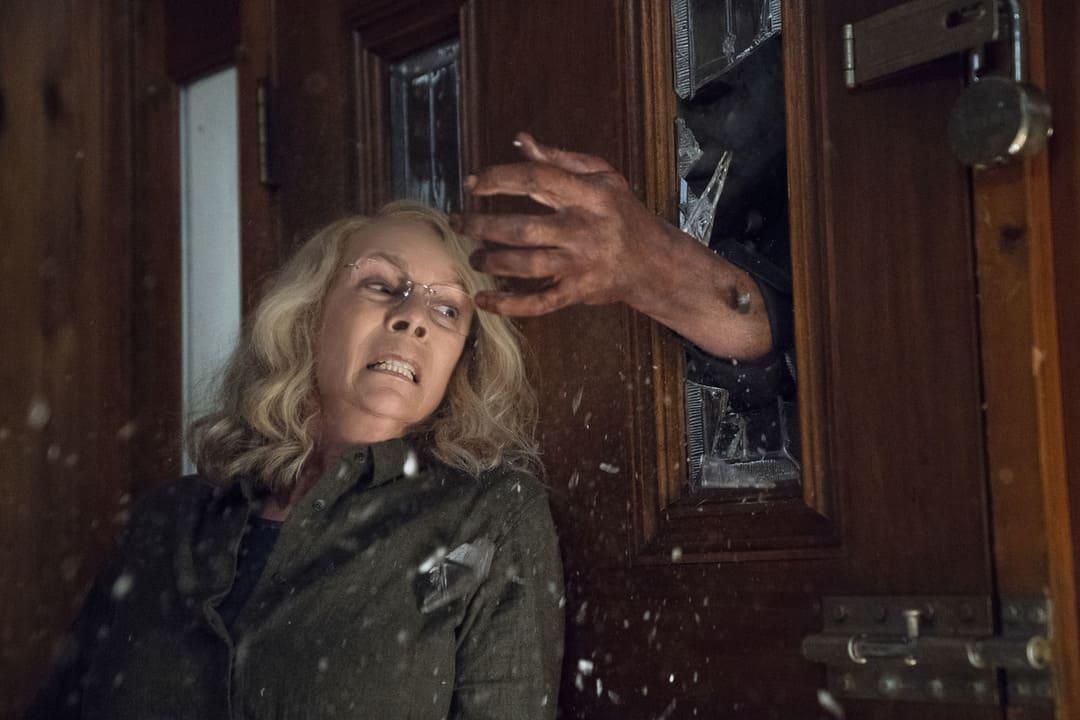 Jamie Lee Curtis o Laurie Strode vuelve a ser atacadaen Halloween