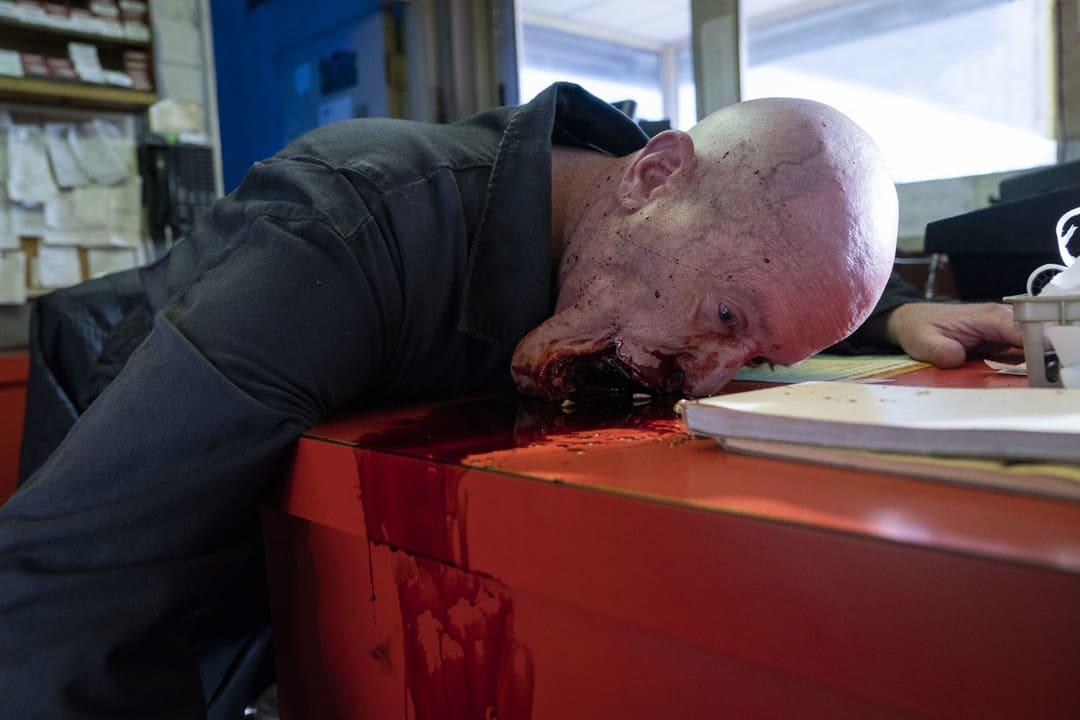 Otro muerto más víctima de Michel Myers