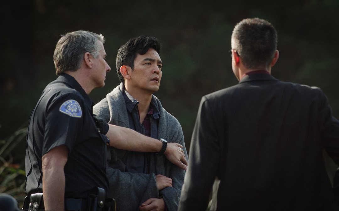 John Cho en plena búsqueda de su hija desaparecida