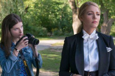 """Anna Kendrick y Blake Lively en la película """"Un pequeño favor"""""""