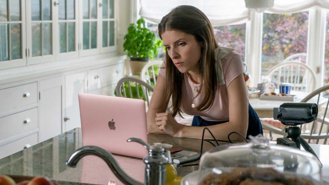 Anna Kendrick es 'Stephanie' en la película