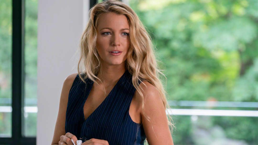 """Blake Lively es 'Emily' en """"Un pequeño favor"""""""