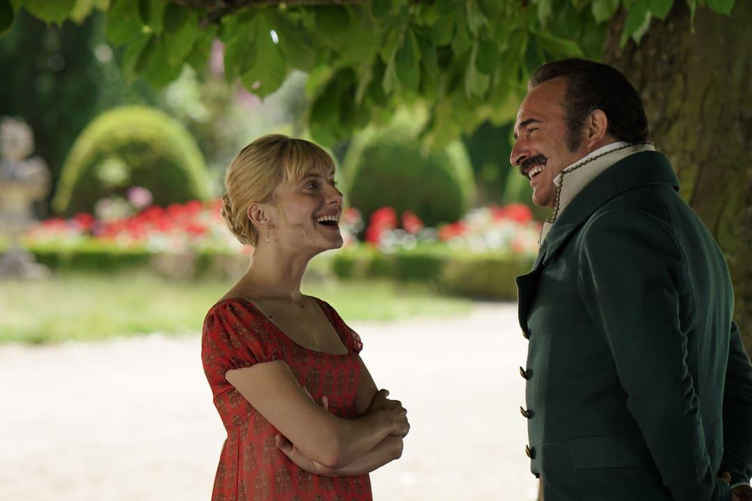 "Jean Dujardin y Mélanie Laurent son la pareja protagonista de ""Un seductor a la francesa"""