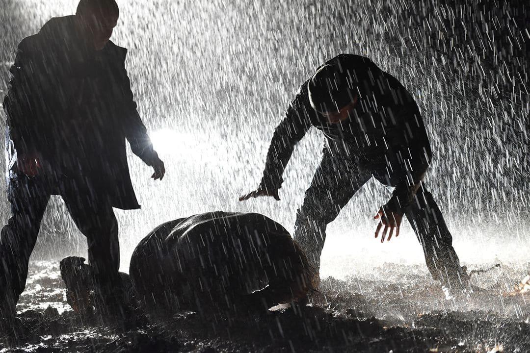 """Escena de la película """"El Desentierro"""" (2018)"""