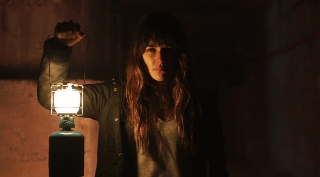 """Adriana Ugarte en la película """"Durante la tormenta"""""""
