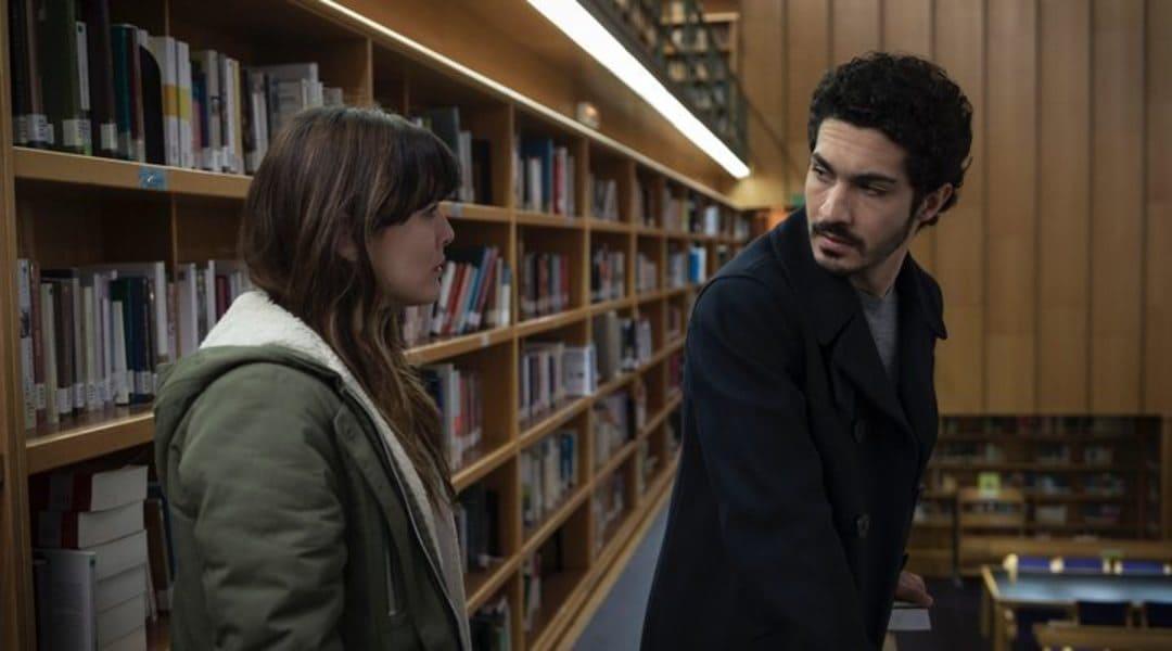 Adriana Ugarte y Chino Darín en la película