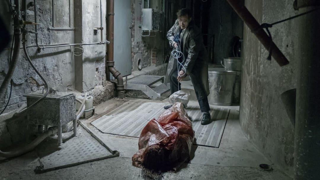 Matt Dillon asesinando gente en la película