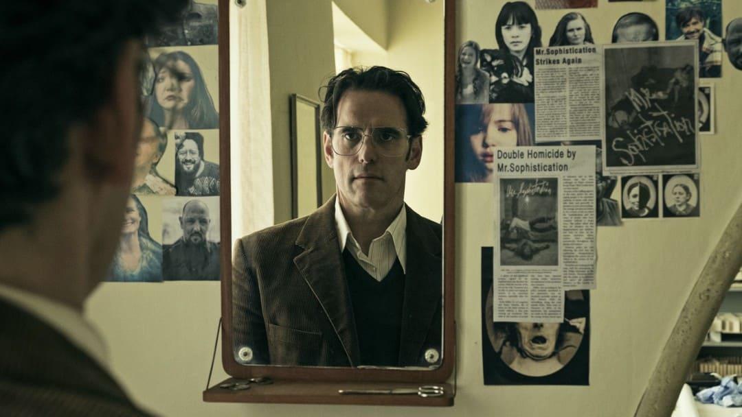Matt Dillon en la película La casa de Jack