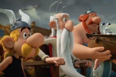 Crítica de la película Astérix: el secreto de la poción mágica