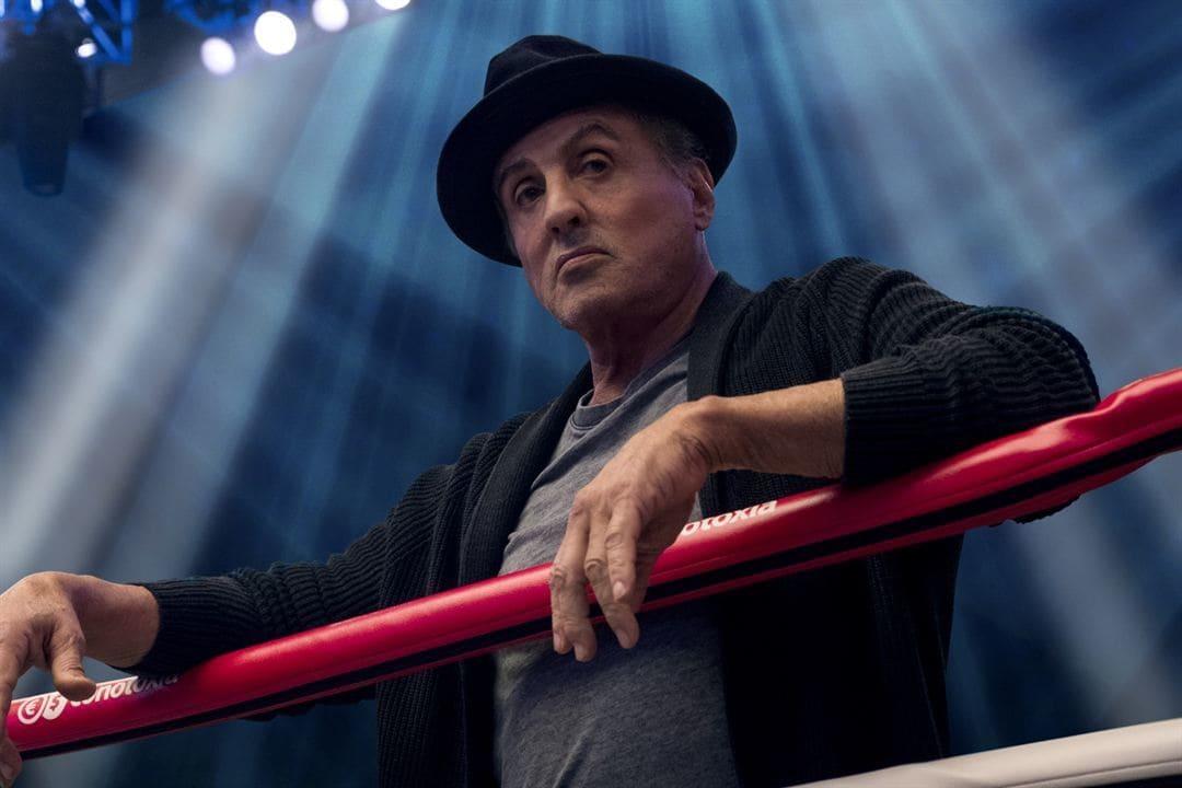 Sylvester Stallone, el alma máter de Rocky