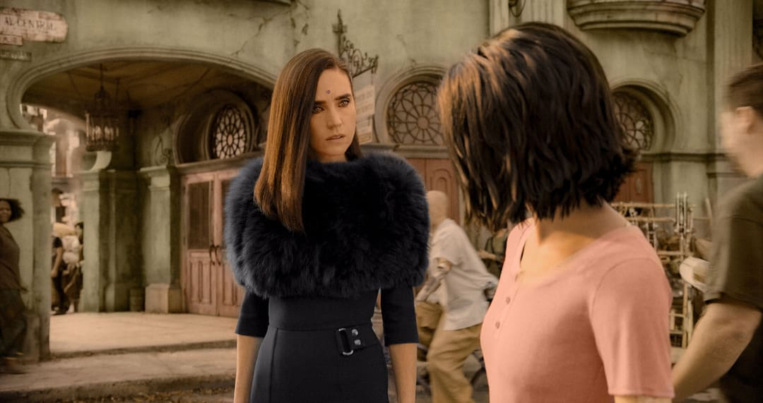 Jennifer Connelly en la película Alita (2019)