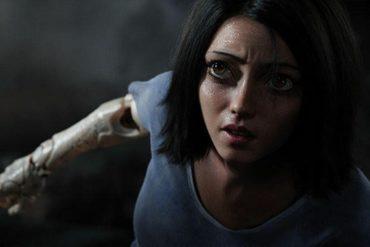 Alita: Ángel de combate, la película
