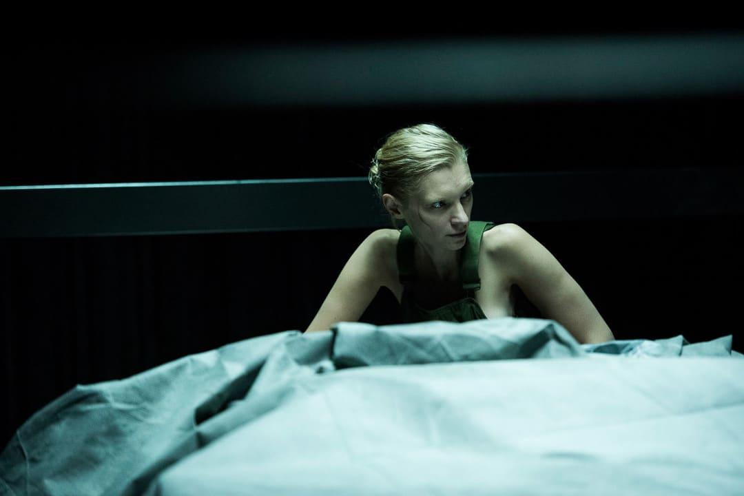 Agata Buzek en una escena de la película