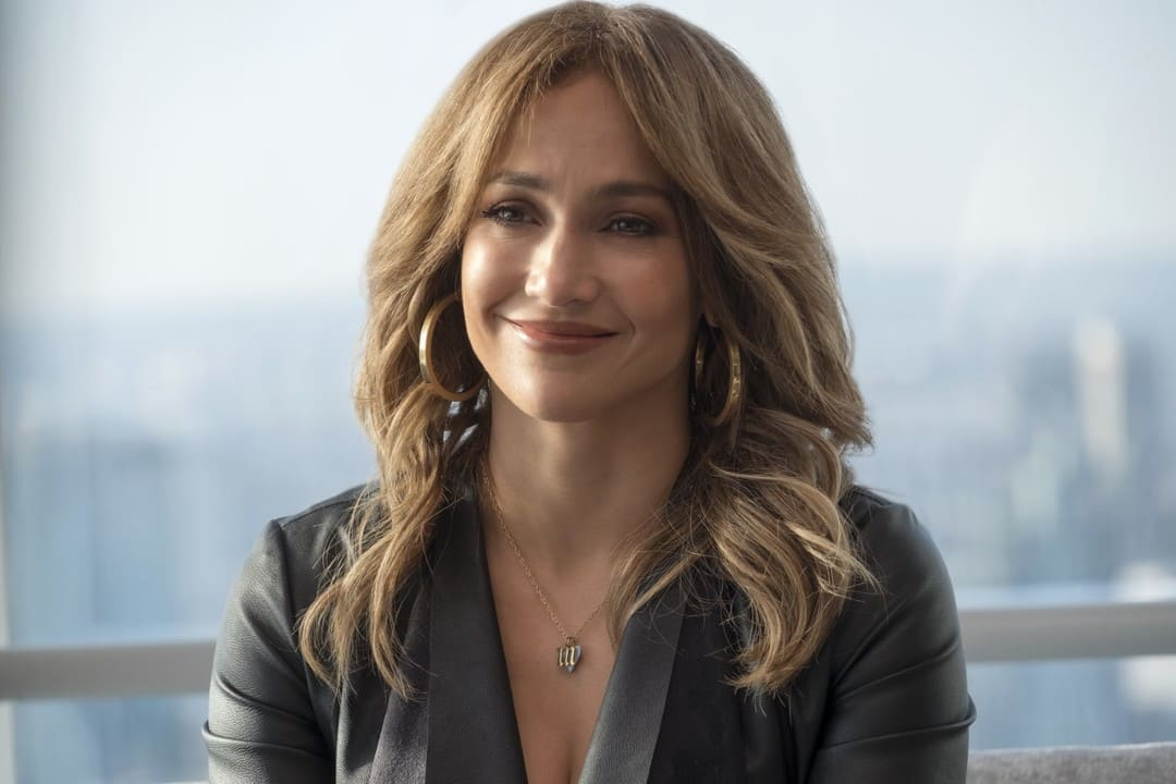 Jennifer Lopez en la película Jefa por accidente