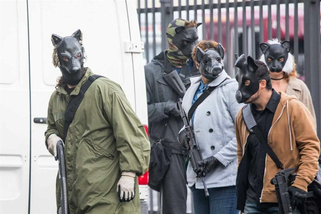 Imagen de una escena de la película Destroyer