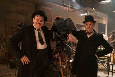 El Gordo y el Flaco (Stan & Ollie), película 2019