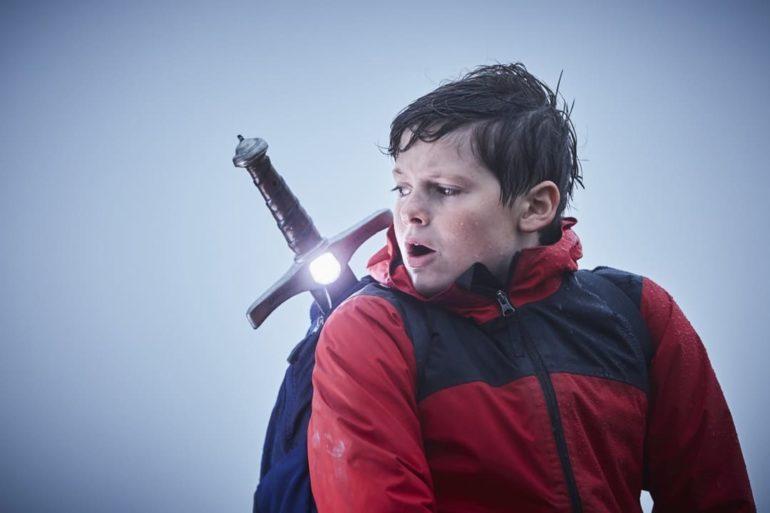 """Louis Serkis en """"El niño que pudo ser rey"""""""