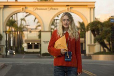 "Dakota Fanning en la película ""Larga vida y prosperidad"""