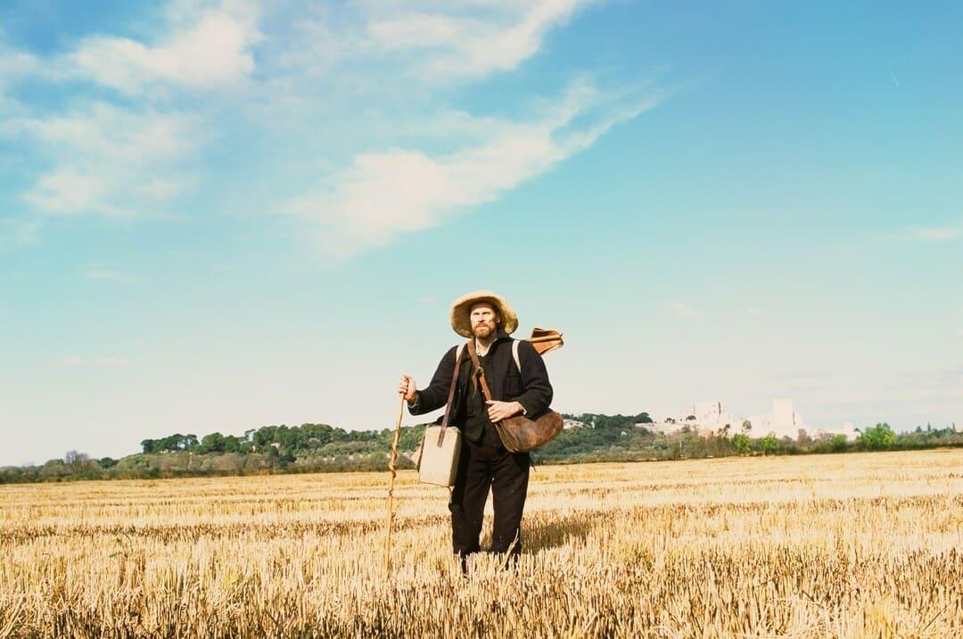 Willem Dafoe es Van Gogh