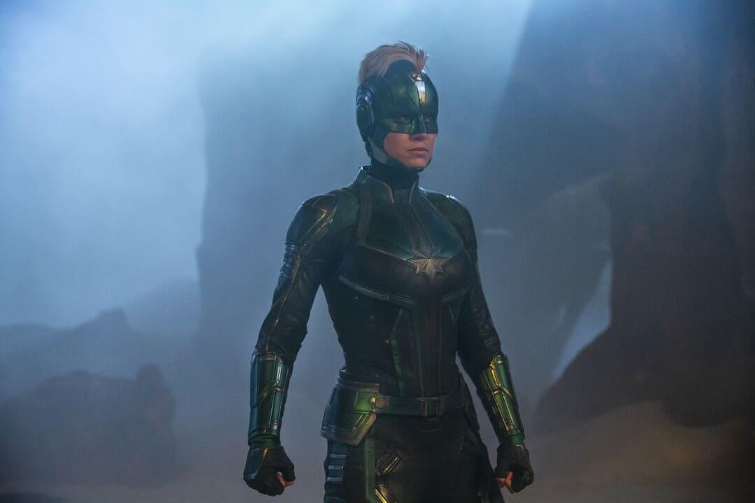 Brie Larson es Capitana Marvel