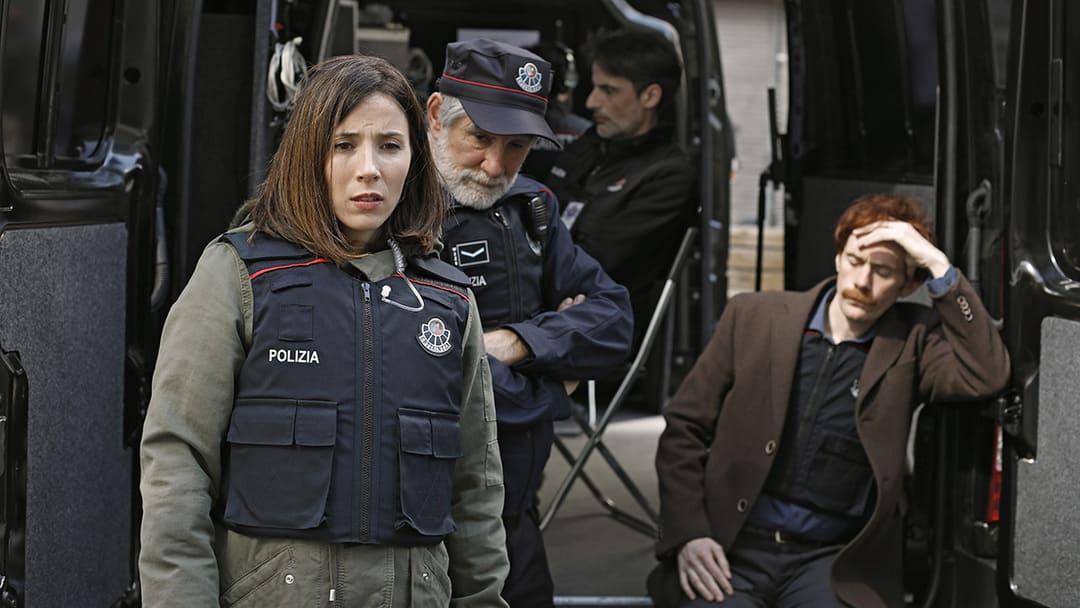 Bárbara Goenaga en la película 70 Binladens