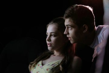 Hero Fiennes Tiffin y Josephine Langford viven la historia de amor de After