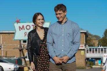 Alexandre Landry y Maripier Morin en la película