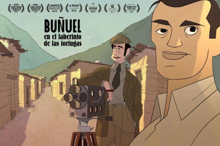 Buñuel en el laberinto de las tortuga