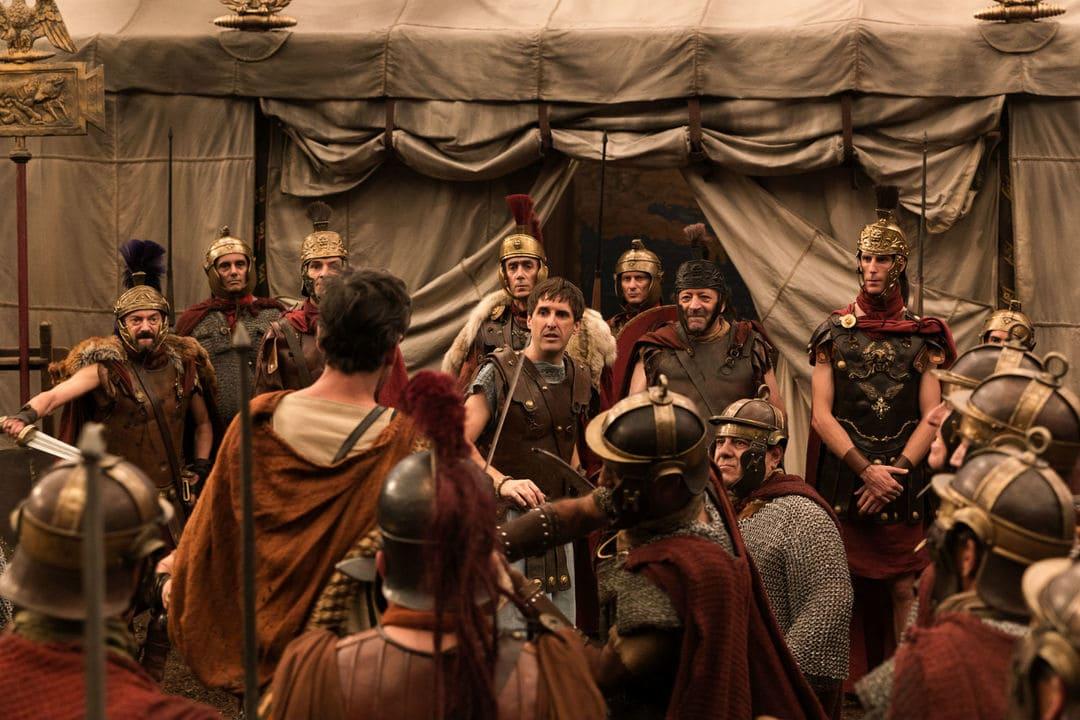 La nueva serie de romanos de Movistar+