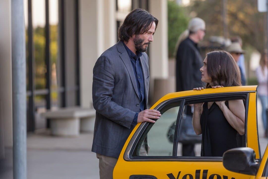 Keanu Reeves y Winona Ryder protagonizan la película