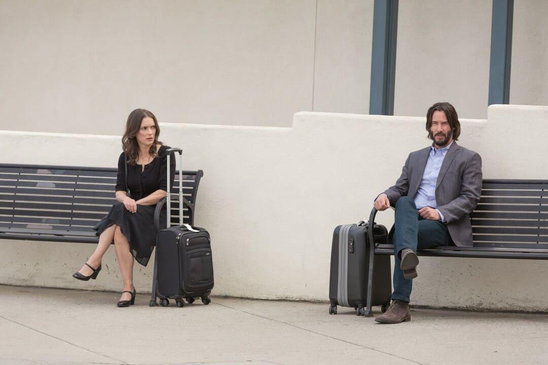 Keanu Reeves y Winona Ryder en una escena de la película