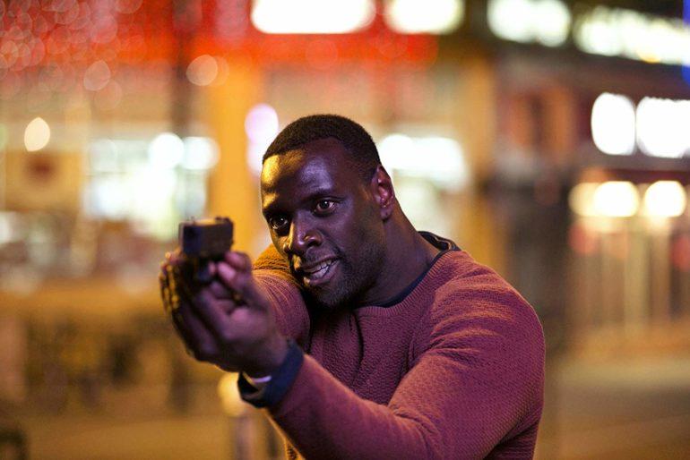Omar Sy es Baaba Keita en la película Inflitrado en Miami