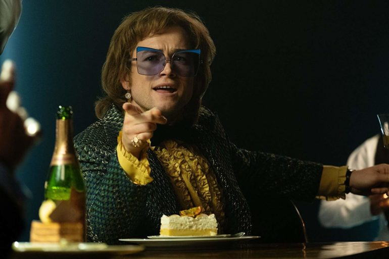 Taron Egerton como Elton John