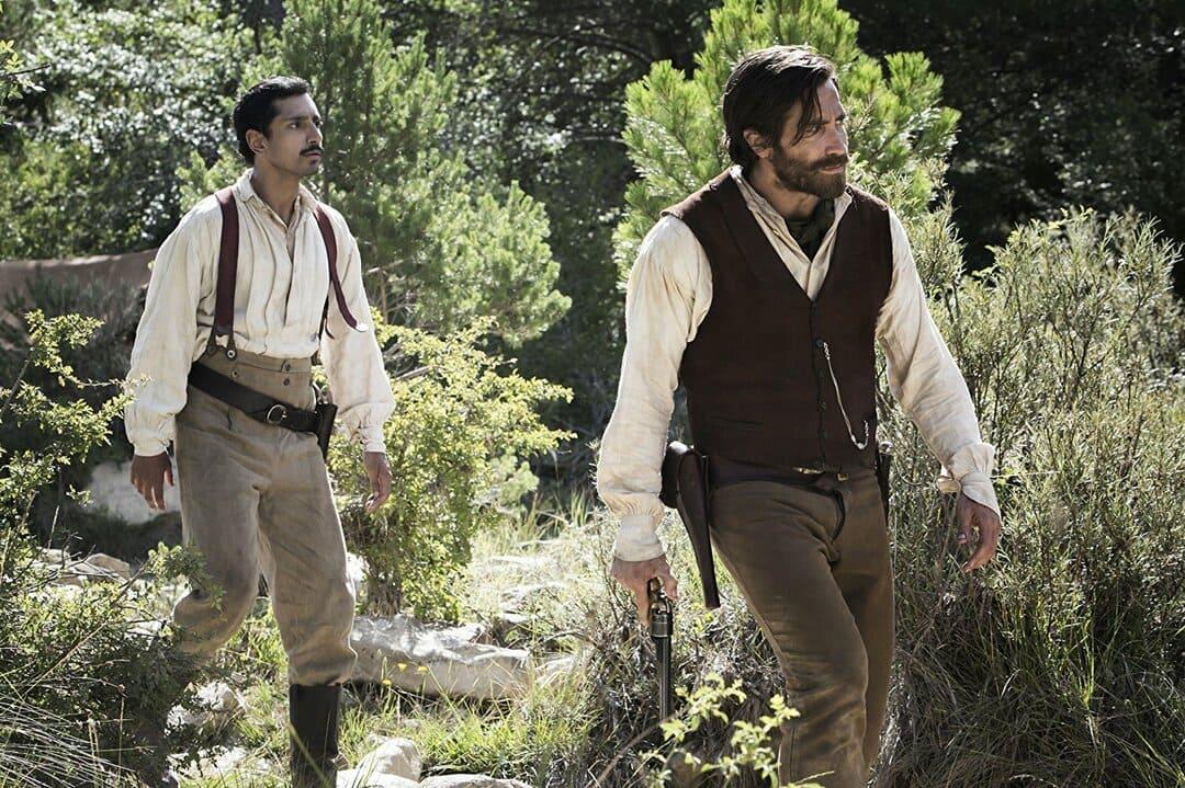 Jake Gyllenhaal y Riz Ahmed en la película