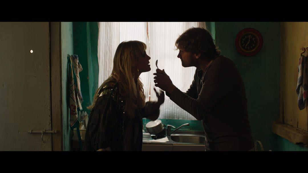 Maggie Civantos y Salva Reina en la película