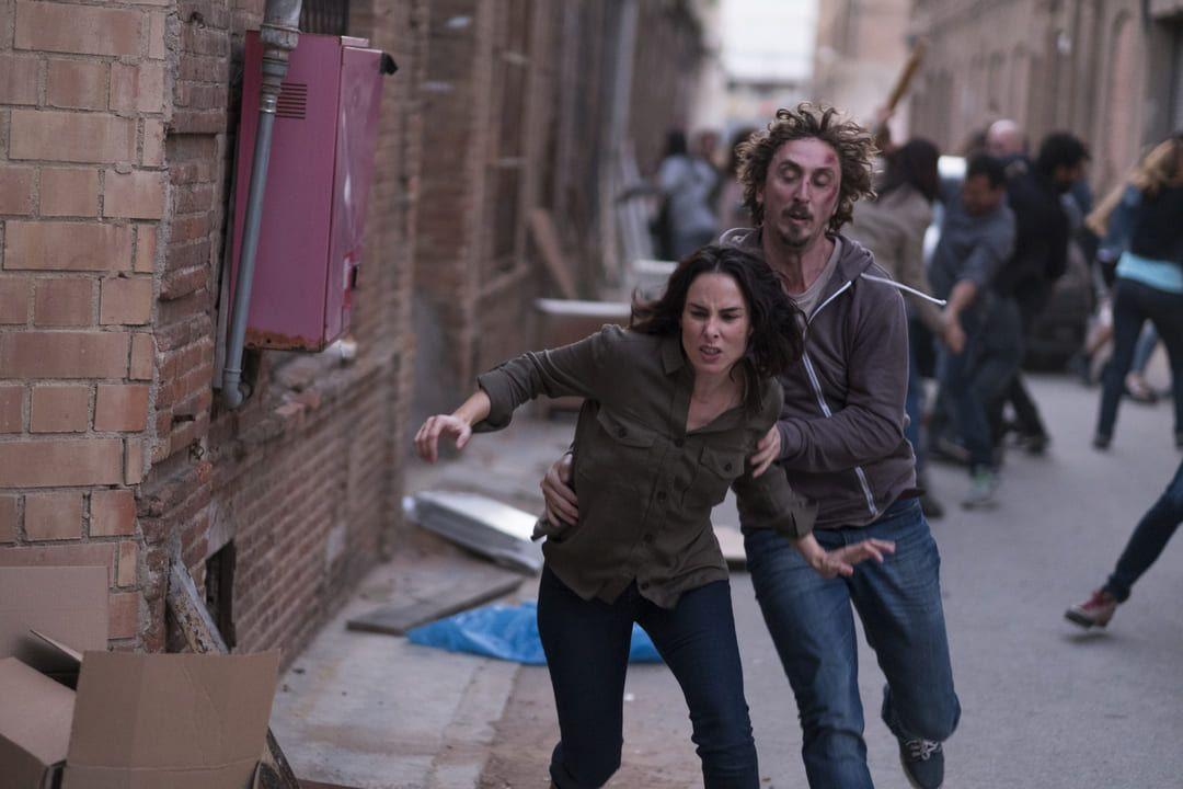 Película El año de la plaga (2019)