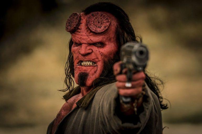 Película Hellboy 2019