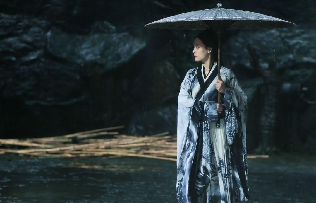 Sombra es la nueva película de Zhang Yimou