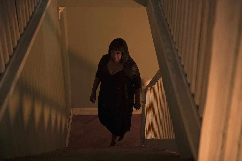 Octavia Spencer es Sue Ann en El sótano de Mar.