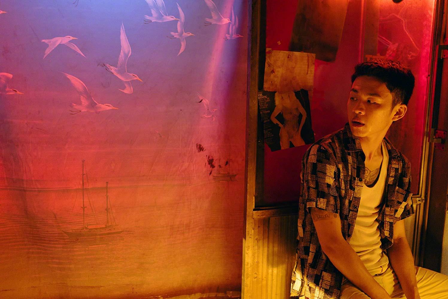 Lee Hong Chi en Largo Viaje hacia la noche Pelicula 2019