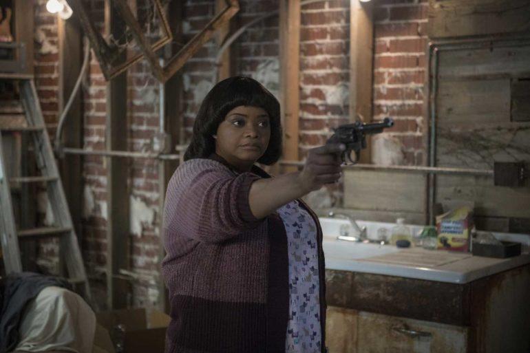 Octavia Spencer como Sue Ann en Ma, dirigida por Tate Taylor.
