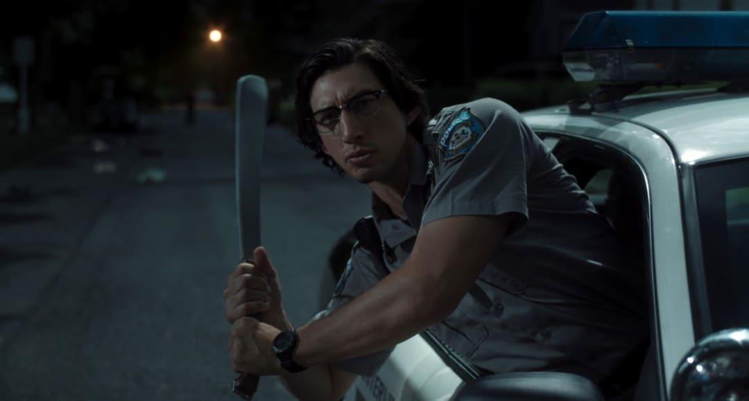 Adam Driver en Los muertos no mueren