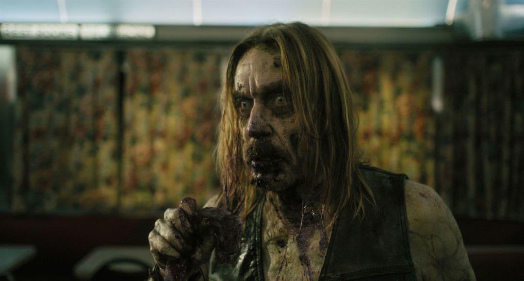 Aquí tenemos un zombi