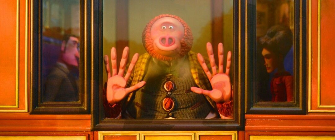 Mr Link, el grandullón de la película