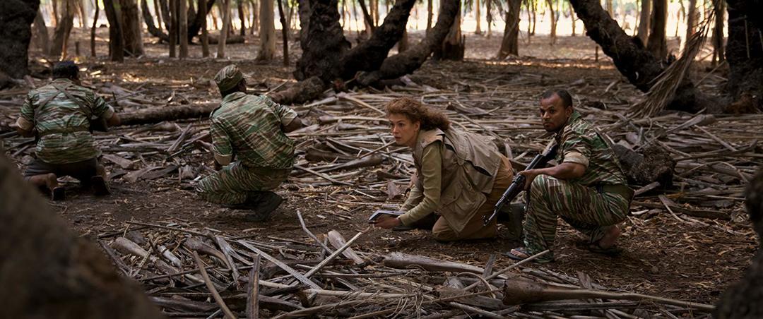 Rosamund Pike es Marie Colvin en la película
