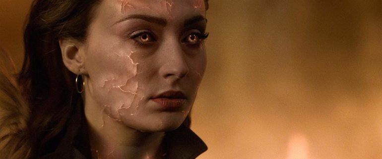 Sophie Turner en X-Men Fénix Oscura