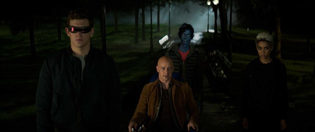 James McAvoy en la película de mutantes